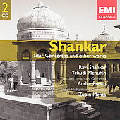 Gemini - Shankar: Sitar Concertos, etc / Previn, Mehta