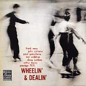 John Coltrane: Wheelin' & Dealin'