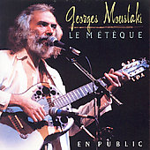 Georges Moustaki: Le Métèque (En Public)