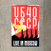 UB40: Live in Moscow