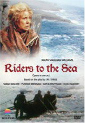 Vaughan Williams: Riders To The Sea / Walker, Thomson [DVD]
