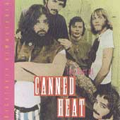 Canned Heat: The Best of Canned Heat [EMI]
