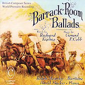 Cobb: Barrack-Room Ballads / Mooney, Mackie