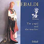 Tebaldi & Melis - The Pupil and the Teacher