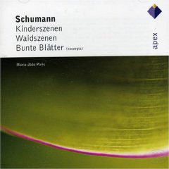 Schumann: Kinderszenen, Waldszenen, Bunte Bl&#228;tter (Excerpts), Etc.