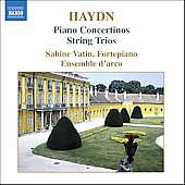 Haydn: Concertinos, Trios / Vatin, Ensemble d'arco
