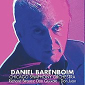 Maestro - Richard Strauss: Don Quixote Op 35 & Don Juan Op 20 / Daniel Barenboim, John Sharp, Chicago SO
