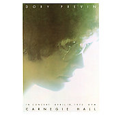 Dory Previn: Live at Carnegie Hall