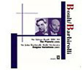 Holst: The Planets Op. 32;  Elgar: Enigma Variations Op. 36 / Boult, Barbirolli, BBC SO, et al