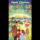 Various Artists: Walt Disney and the 1964 World's Fair [Box]
