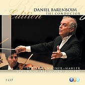 Birthday Edition - Daniel Barenboim the Conductor - Scriabin, Wagner, Mahler, Schumann, Beethoven, etc