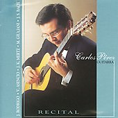 Recital - Bach, Giuliani, Mertz, Asencio, Rodrigo