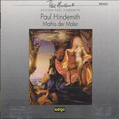 Paul Hindemith: Mathis der Maler