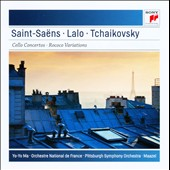Saint-Sa&euml;ns, Lalo, Tchaikovsky: Cello Concertos, Rococo Variations