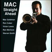 Mac Gollehon: Mac Straight Ahead