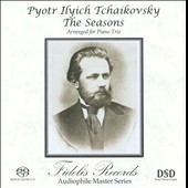 Tchaikovsky: The Seasons arranged for Piano Trio