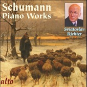 Schumann: Piano Works / Richter