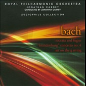 Bach: Toccata and Fugue; Brandenburg Concerto No. 4; Air on the G String, et al. / Royal PO