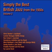 Various Artists: Simply the Best British Jazz from the 1950s, Vol. 2