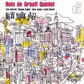 Rein de Graaff: New York Jazz