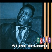 Slim Harpo: Rocks [Digipak]