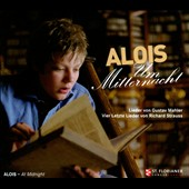 Alois, um Mitternacht: Lieder by Mahler & Strauss / Franz Farnberger,  Alois Muhlbacher