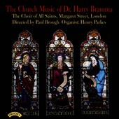 The Church Music of Dr Harry Bramma