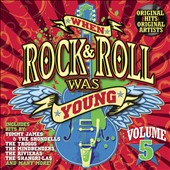 Various Artists: When Rock and Roll Was Young, Vol. 5
