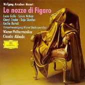 Mozart: Le nozze di Figaro / Abbado, Gallo, McNair, et al