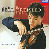 The Kreisler Album / Joshua Bell, Paul Coker
