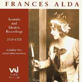 Frances Alda - Recordings 1910-1928