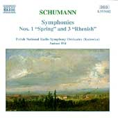 Schumann: Symphonies no 1 & 3 / Wit, Polish National RSO