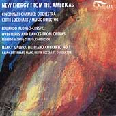 New Energy From the Americas - Alonso-Crespo, Galbraith
