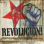 Various Artists: Revolucion! Original Cuban Funk Grooves 1967-1978