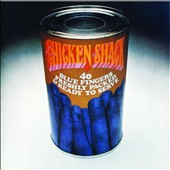 Chicken Shack: 40 Blue Fingers, Freshly Packed and Ready to Serve