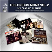 Thelonious Monk: Six Classic Albums, Vol. 2