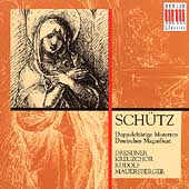 Sch&uuml;tz: Doppelch&ouml;rige Motetten, Deutsches Magnificat