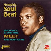 The Mar-Keys/Booker T. & the MG's: Memphis Soul Beat *