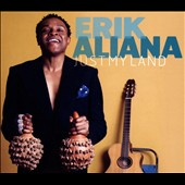 Erik Aliana: Just My Land [Digipak]