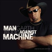 Garth Brooks: Man Against Machine [Limited Black Edition] *