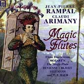 Magic Flutes / Jean-Pierre Rampal, Claudi Arimany
