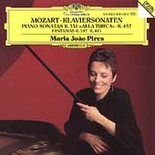 Mozart: Piano Sonatas K 331 