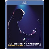 Jimi Hendrix: Electric Church [Blu-Ray] *