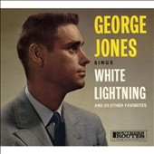 George Jones: White Lightning [Digipak]