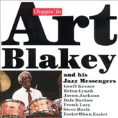 Art Blakey/Art Blakey & the Jazz Messengers: Chippin' In [Limited Edition]