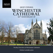 Geoff Stephens Winchester Cathedral: 50th Anniversary EP