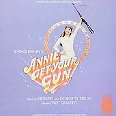 Original London Cast/Suzi Quatro: Annie Get Your Gun (Original London Cast Recording)