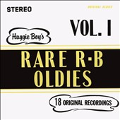 Various Artists: Huggie Boy's Rare R&B Oldies, Vol. 1