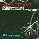 Various Artists: Magnetband: Experimenteller Elektronik