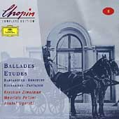 Chopin - Complete Edition Vol 2 - Ballades, Etudes, etc